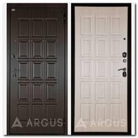 Дверь ДА-41 (Шоколад венге / Шоколад капучино)