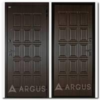 Дверь ДА-40 (Шоколад венге / Шоколад венге)