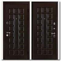 Дверь Сенатор (венге/венге)