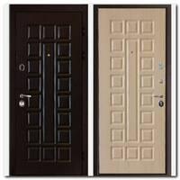 Дверь Сенатор (венге/беленый дуб)