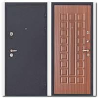 Дверь Колизей (черн.крокодил/махагон коричн.)