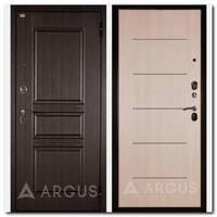 Дверь ДА-43 (Сабина венге / Линея капучино)