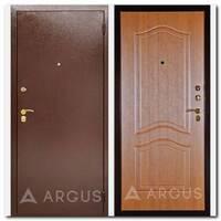 Дверь ДА-2 (медь антик / Этюд клен медовый)