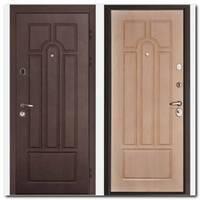 Дверь Афина Cisa (венге/беленый дуб)