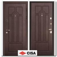 Дверь Афина Cisa (венге/венге)