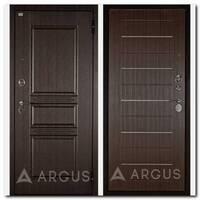 Дверь ДА-42 (Сабина венге / Линея венге)
