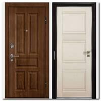Дверь Стандарт М 42 (ST17 Винорит 17/3U магнолия сатинат)